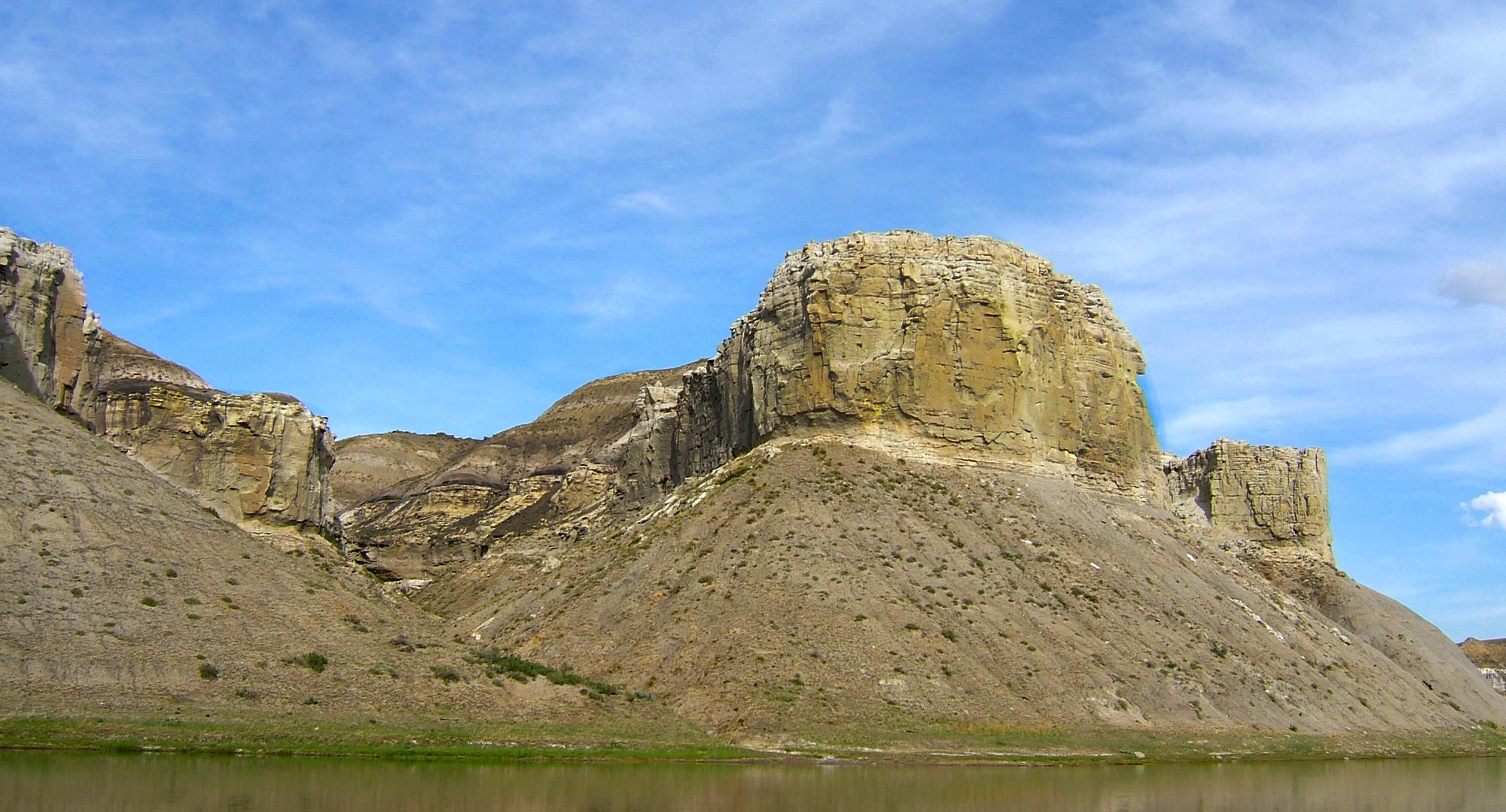 White Cliffs Missouri River Boating Adventure